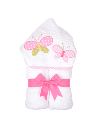Butterfly Kisses Everykid Towel