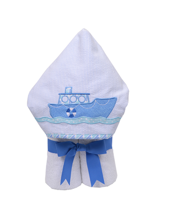 Mighty Tugboat Everykid Towel