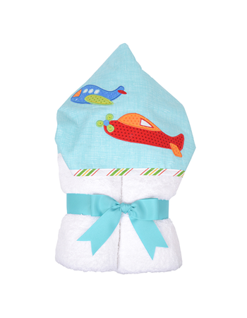 Playful Planes Everykid Towel