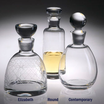 Contemporary Decanter