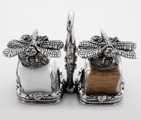 Dragonflies Salt and Pepper Set