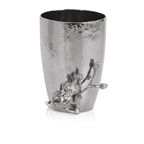 White Orchid Toothbrush Holder