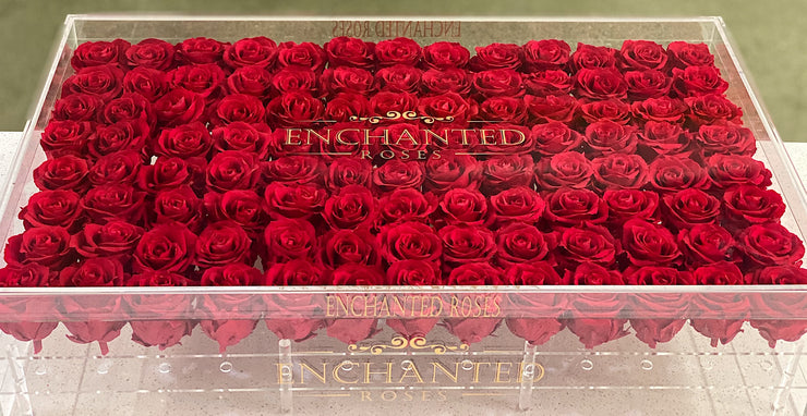 Love Story Luxury Collection - Red Roses
