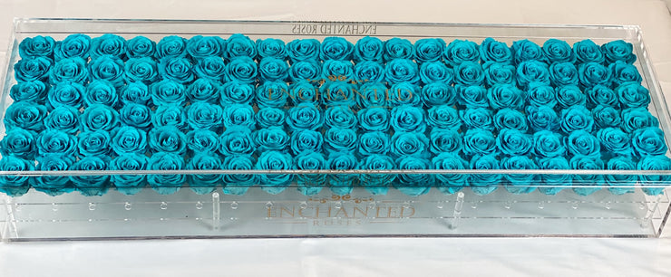 Romance Luxury Collection - Tiffany Blue Roses