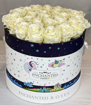Wish Box Collection - White Roses