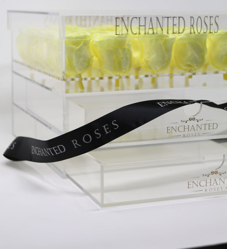 Amore Collection - Bright Yellow Roses