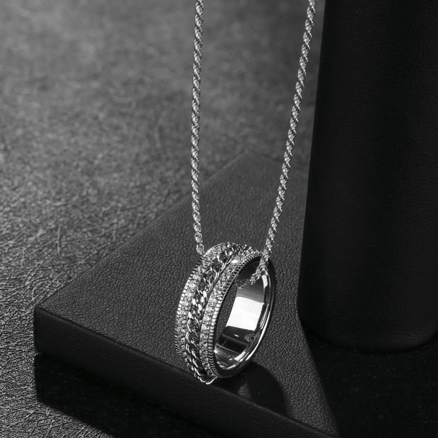 1.4mm Rope Chain in Sterling Silver