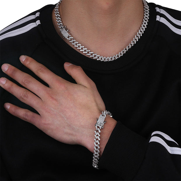 Iced Out Bling CZ Bracelet