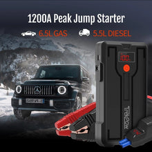 Load image into Gallery viewer, TrekPow Jump Starter G39