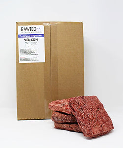 Complete Raw Dog Food Patties