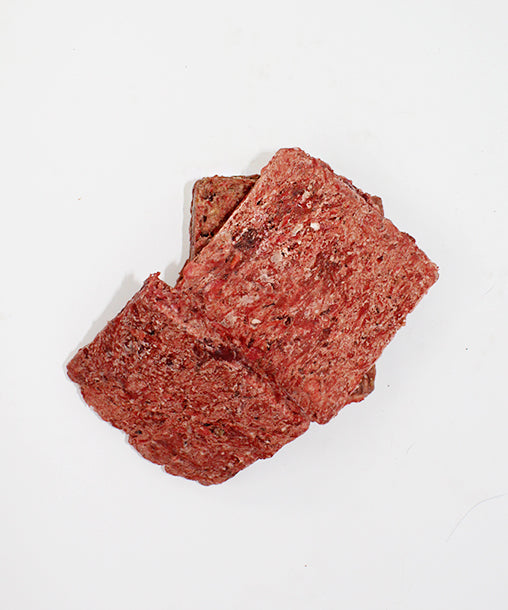 Premium Frozen Raw Dog Food Patties