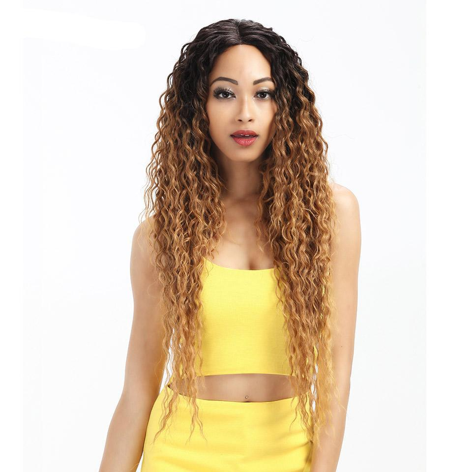 Beauty Lova - Hair Lace Front Ombre Curl™