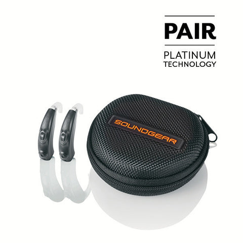Behind-The-Ear – Platinum level (Pair)