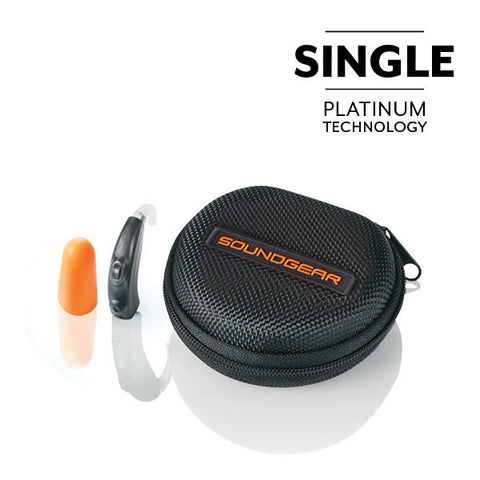 Behind-The-Ear – Platinum level (Single Replacement device)