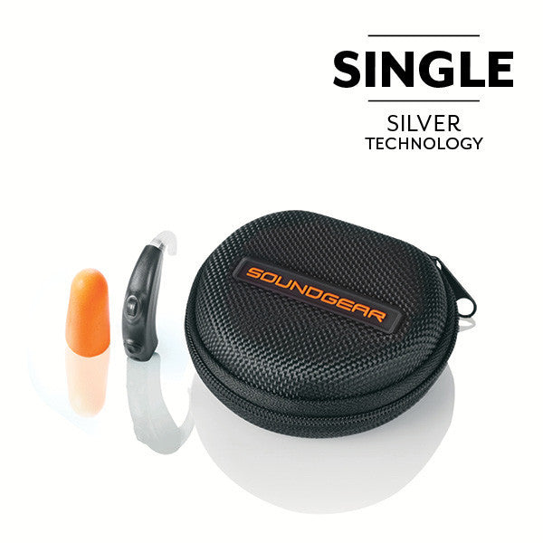 Behind-The-Ear – Silver level (Single Replacement Device)