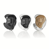 Custom Electronic Hearing Protection – Silver
