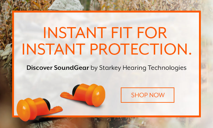 Instant Fit for Instant Protetion. Discover SoundGear by Starkey Hearing Technologies. Click to Shop Now.