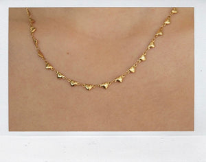 THE LOVE ME CHAIN GOLD PLATED