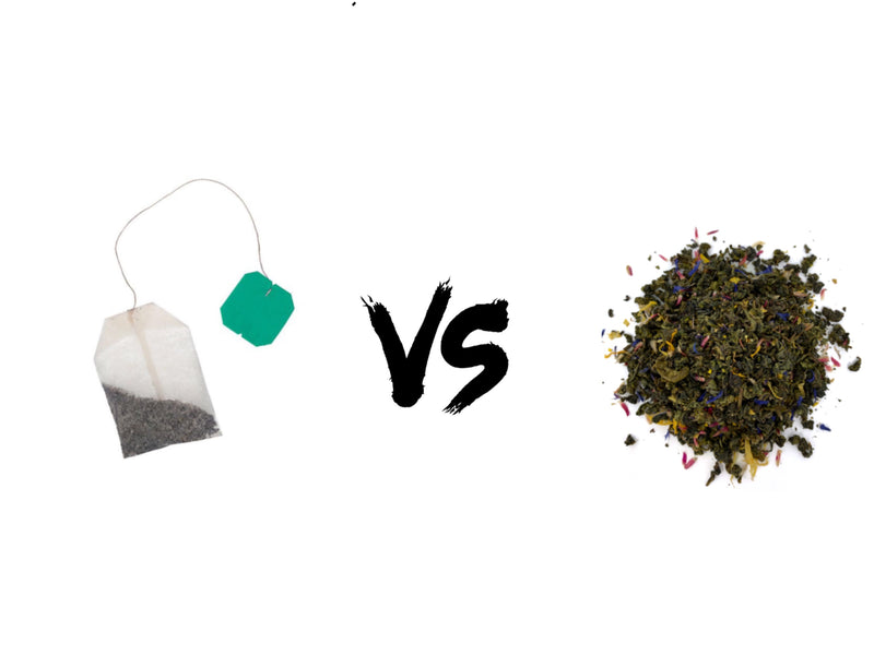 Loose Leaf or Tea Bag? Top Reasons Tea Connoisseurs Use Loose Leaf