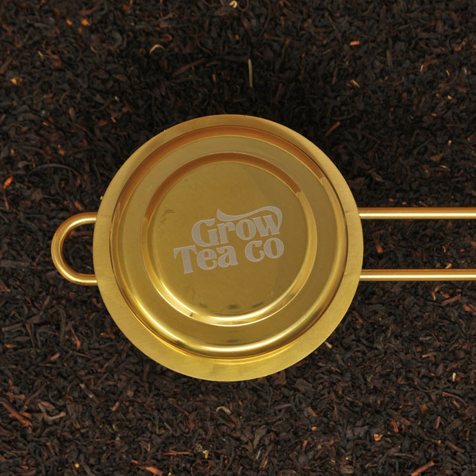 Gold Tea Infuser