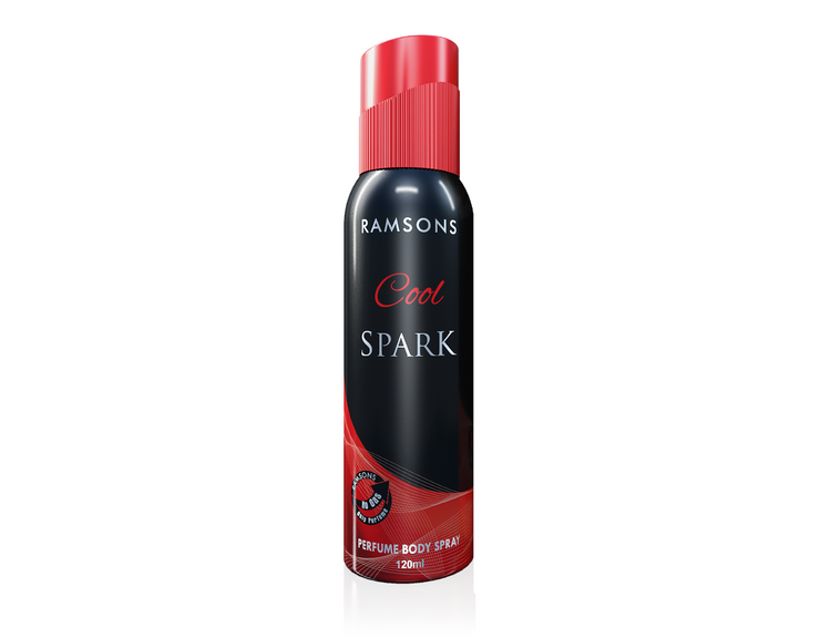 Cool Spark Deo Body Spray - 120 ml
