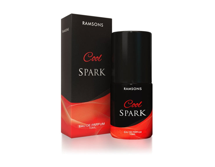 Once More, Cool Spark & Rhymes Perfume (Pack of 3) - 10 ml each