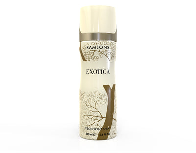 Exotica Deodorant Spray - 200 ml