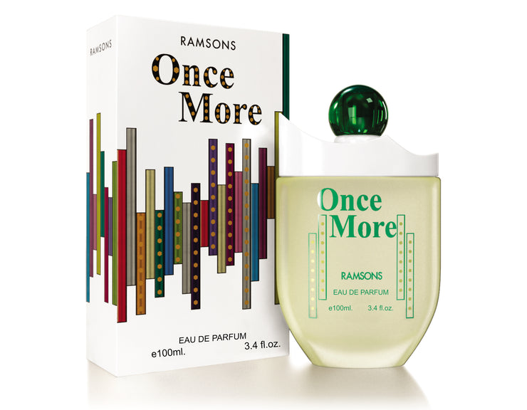 Once More Eau De Parfum - 100 ml