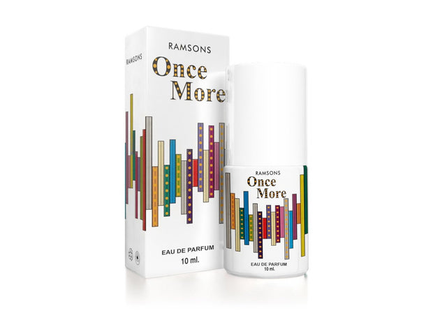 Once More, La Opale & Bullet Perfume (Pack of 3) - 10 ml each