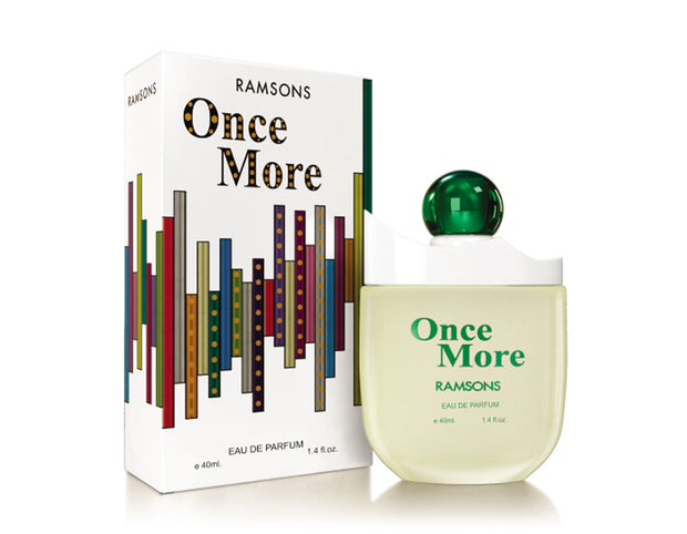 Once More Eau De Parfum - 40 ml