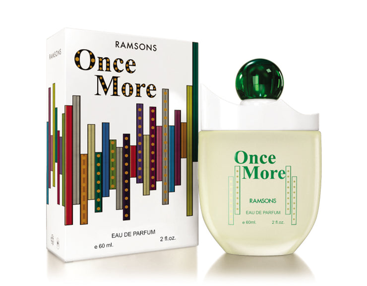 Once More Eau de Parfum - 60 ml
