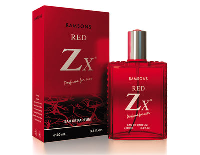 Red Zx Eau De Parfum - 100 ml