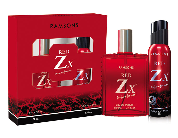 Red Zx - Gift Set