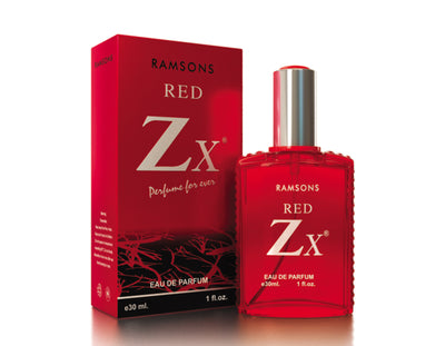 Red Zx Eau De Parfum - 30 ml