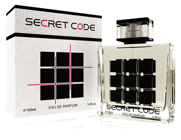 Secret Code Eau De Parfum - 100 ml