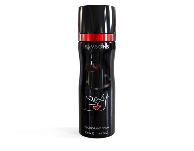 Sexy Heart Deodorant Spray - 200 ml