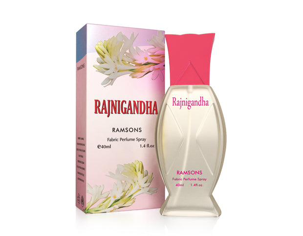 Rajnigandha Fabric Perfume Spray - 40 ml