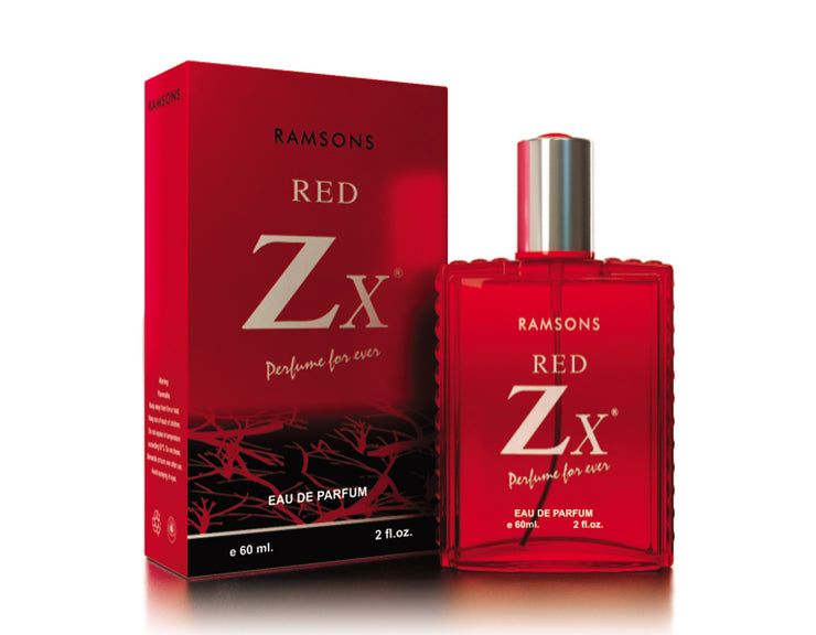 Red Zx Eau de Parfum - 60 ml