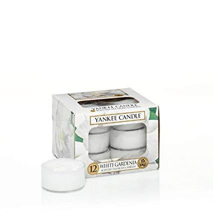 White Gardenia - Tealight