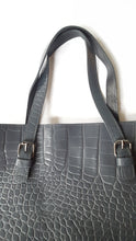 Load image into Gallery viewer, Dark Gray Shoulder Bag