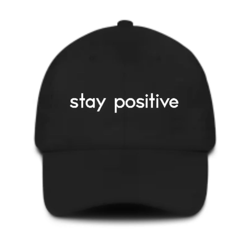 Stay Positive Hat