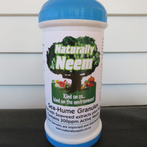Natural soil Insecticide/fungicide - Sea-Hume Granules 1kg