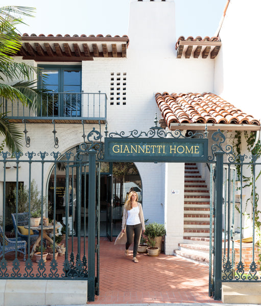 Giannetti Home Santa Barbara is open…