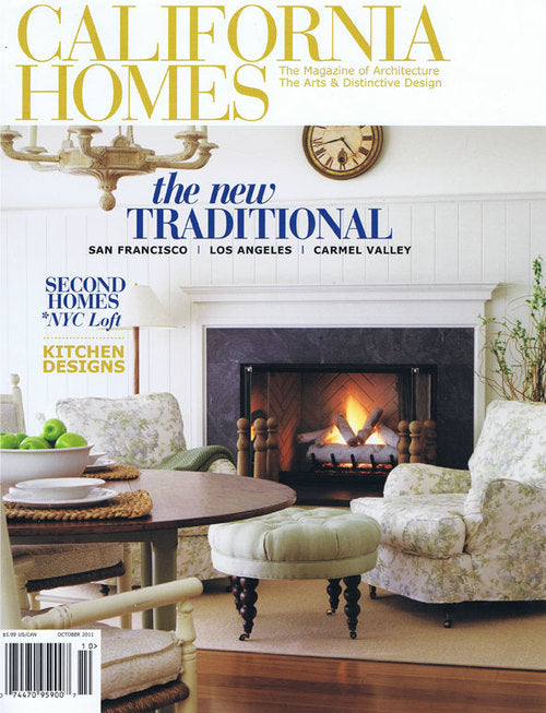 California Homes - The New Traditional