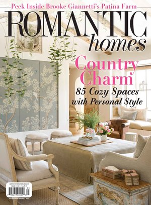 Romantic Homes - Country Charm