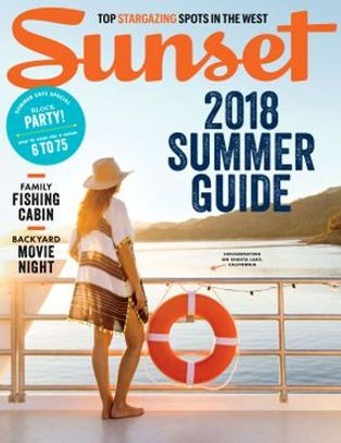 Sunset - 2018 Summer Guide