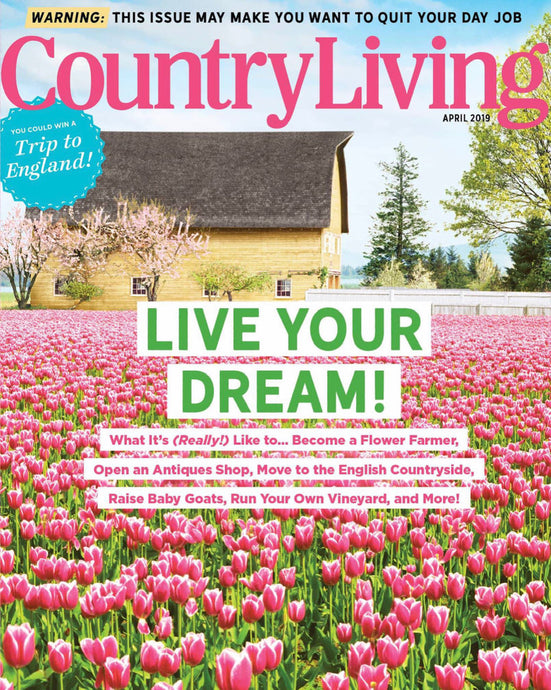 Country Living April 2019