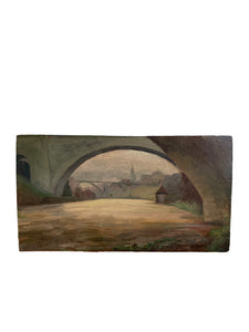 BRIDGE PAINTING