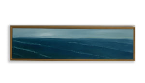 "12"" x 48"" PAINTING BY STEVE GIANNETTI"