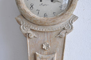 "EARLY 19TH CENTURY CLOCK ""On Hold"""